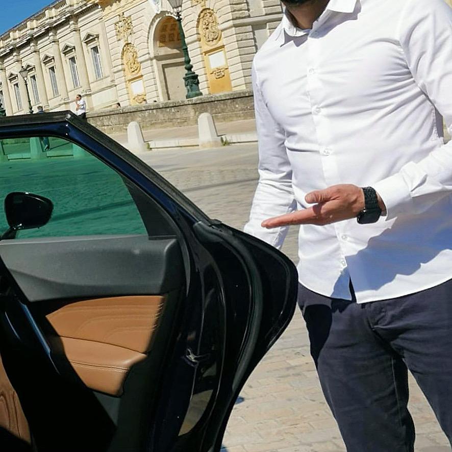 KB Cab - Chauffeur VTC à Montpellier